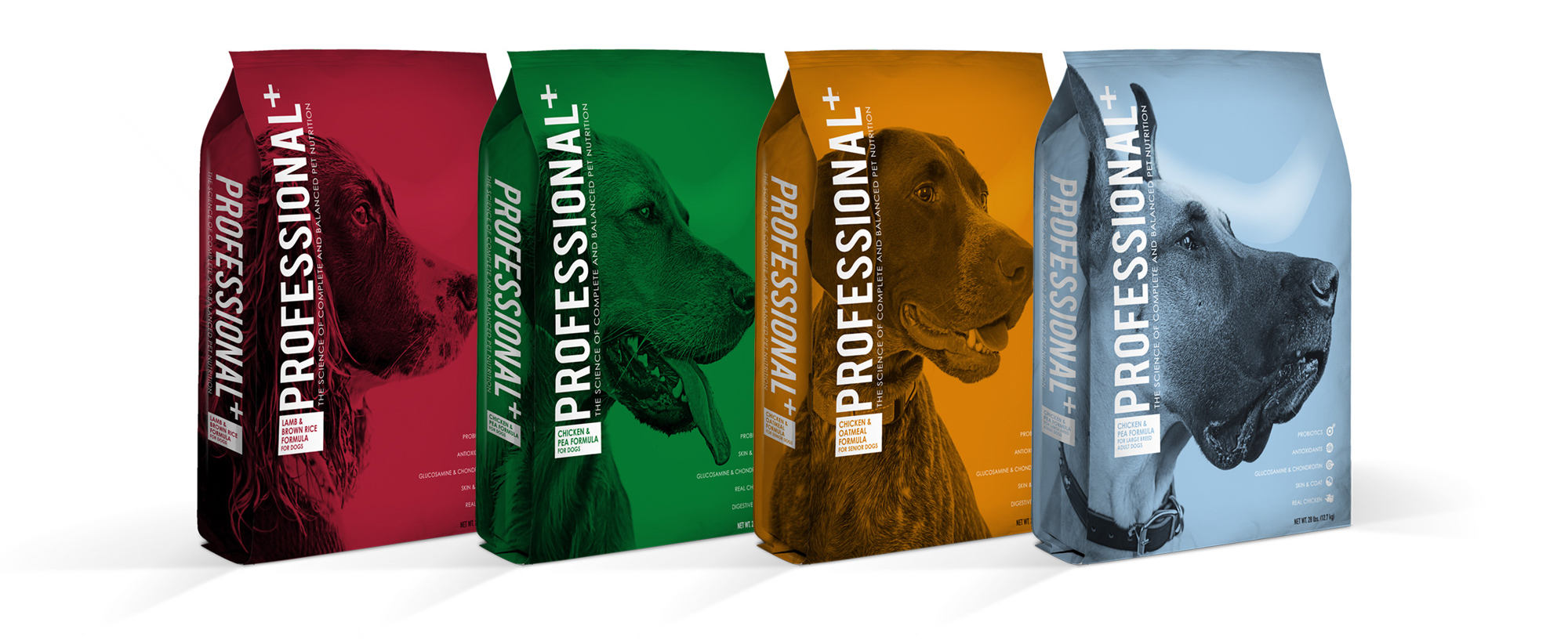 Professional+ Formula for Dogs