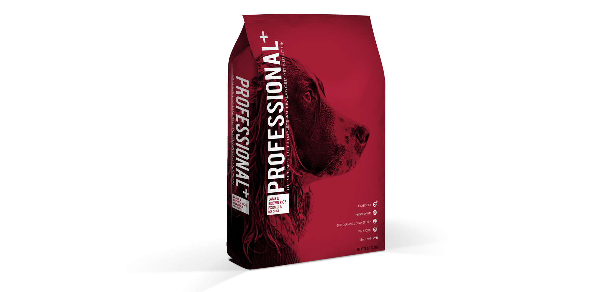 Professional+ Lamb and Brown Rice Formula for Dogs