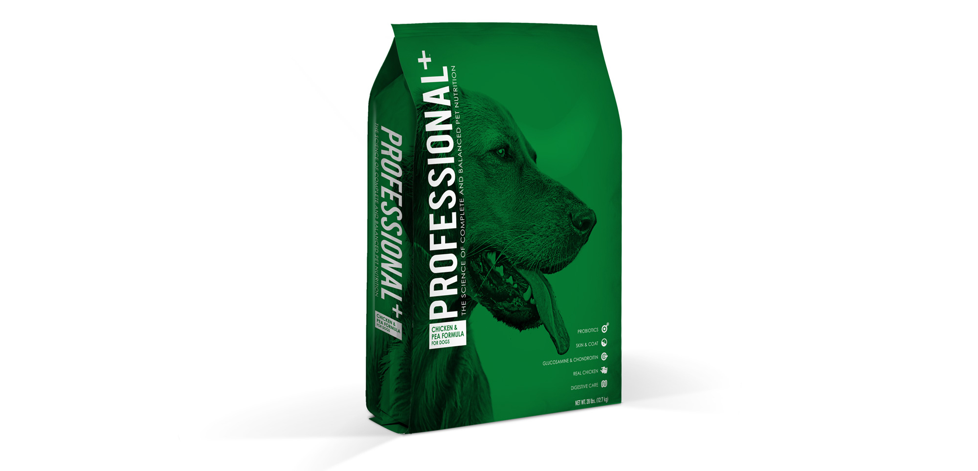 Professional+ Chicken and Pea Formula for Dogs