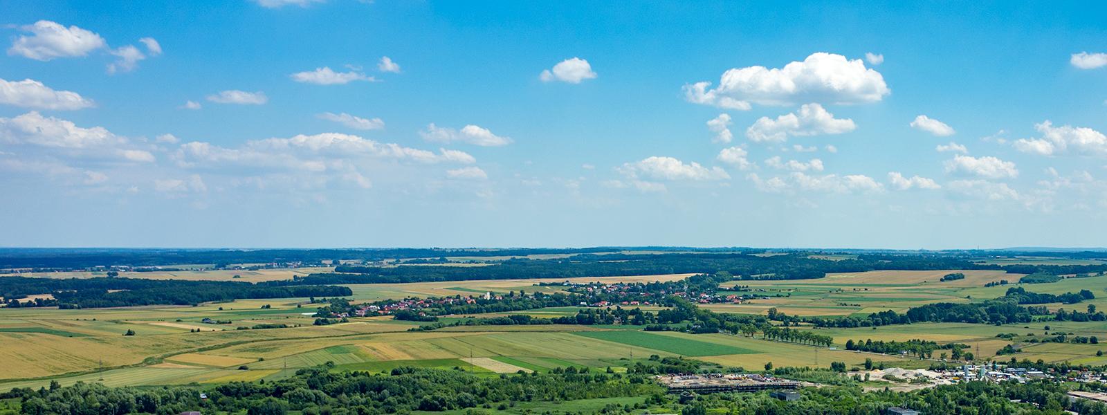farm country landscape